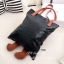 กระเป๋าเป้หนังพียูเนื้อดีรุ่นนี้เฟิมว่าเก๋มาก!! Style Moschino ทรงช็อปปิ้งตัดต่อหัว แขน ขา ตุ้กตาหมีน่ารัก thumbnail 3