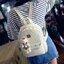 กระเป๋านำเข้าแบบSET รุ่น Set เป้หมีลายดาว 4 ชิ้น thumbnail 9