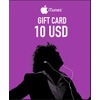Itunes gift card 10$ [US]