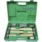 ชุดค้อนเคาะตัวถัง 7 ตัวชุด ในกระเป๋าพลาสติก (Auto Body Repair tool set)