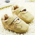 Gucci Pre-walker Baby Shoes รองเท้าเด็ก รองเท้าเด็กแบรนด์เนม  รองเท้าเด็กอ่อน รองเท้าเด็กเล็ก รองเท้าเด็กวัยเตาะแตะ รองเท้าเด็กวัยหัดเดิน ยี่ห้อ กุชชี่ Gucci