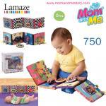 Lamaze Discovering Shapes Activity Puzzle หนังสือผ้า ของเล่นเด็กเสริมพัฒนาการ