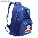 Kids Backpacks , Kindergarten Backpacks กระเป๋าเป้เด็ก กระเป๋าเด็กลายการ์ตูน หน้าลิง กระเป๋าเป้เด็ก กระเป๋าสำหรับเด็กอนุบาล น่ารักๆ