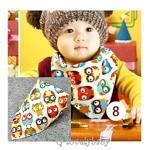 สินค้าแม่และเด็ก ผ้ากันเปื้อน ผ้าพันคอ ผ้าโพกหัว ผ้าเช็ดน้ำลาย ทำได้หลายสิ่งหลายอย่างเพื่อการแต่งตัว