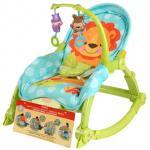FISHER PRICE ของแท้ เปลโยกสั่น เปลโยก..Rocking Baby Bouncer Newborn-to-Toddler สำหรับน้องเเรกเกิด ปรับเป็นเก้าอี้นั่ง ได้ถึง 3-4 ขวบ