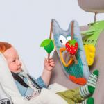 Taf Toys ของเล่นในรถ - นกฮูก ของเล่นเด็กเสริมพัฒนาการ