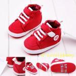 Pre-walker Baby Shoes รองเท้าเด็ก รองเท้าเด็กแบรนด์เนม รองเท้าเด็กน่ารัก รองเท้าเด็กวัยหัดเดิน Little Rebel
