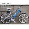รถจักรยานเสือภูเขาบีเอ็มดับบลิวล้อแม็กซ์ BMW Mountain Bike *Limited Edition* 21-Speed (สีน้ำเงิน)