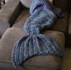 [Preorder] ผ้าห่มหางนางเงือก มีสีน้ำเงินเข้ม/เหลืองขิง/เทา/ฟ้าน้ำทะเล/กรมนาวี/ม่วง/แดง