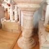 เสาโชว์ สีชมพู ขนาดสูง 50 เซนติเมตร กว้าง36 เซนติเมตร