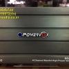 เพาเวอร์แอมป์รถยนต์ 4 ch 8000W ยี้ห้อ POWERVOX รุ่น PV-440