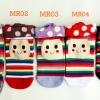 ถุงเท้าเกาหลี Mushroom Set