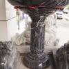 โต๊ะหินอ่อนวางโชว์ สูง 70 เซนติเมตร (หน้ากว้าง)