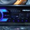 ดีวีดี วิทยุติดรถยนต์ ยี้ห้อ PRO PLUS รุ่น DV1800