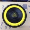 ลำโพงรถยนต์ ซับวูฟเฟอร์ 6.5 นิ้ว ยี้ห้อ MARK PRO 150W (จำนวน 2 ดอก)