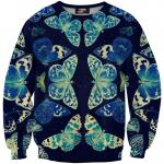 เสื้อยืดพิมพ์ลาย MR.GUGU & Miss GO : Butterflies sweater