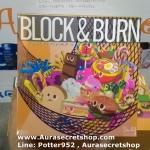 Block and Burn ทับทิม VRZO ราคาถูก ราคาส่ง ของแท้
