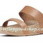 รองเท้า Fitflob Lulu สวม สีน้ำตาล No.FF227