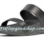 รองเท้า Fitflob Lulu สวม สีดำ No.FF226
