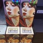 Beauskin Invisible Pores Facial Foundation บิวสกิน ครีมรองพื้น ราคาถูก ขายส่ง ของแท้