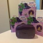 ใหม่!!! Miracle Grape Soap สบู่องุ่น k&k beautiful