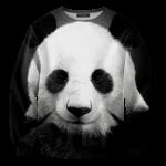 เสื้อยืดพิมพ์ลาย MR.GUGU & Miss GO : Panda Sweater