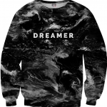 Pre-Order เสื้อยืดพิมพ์ลาย MR.GUGU & Miss GO : DREAMER SWEATER