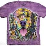 Pre. เสื้อยืดพิมพ์ลาย 3D The Mountain T-shirt : RUSSO KISSER T-SHIRT สำเนา