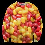 เสื้อยืดพิมพ์ลาย MR.GUGU & Miss GO : Drops Sweater