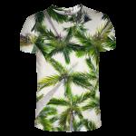 เสื้อยืดพิมพ์ลาย MR.GUGU & Miss GO : Palm T-Shirt