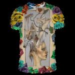 เสื้อยืดพิมพ์ลาย MR.GUGU & Miss GO : LoveCat2T-Shirt