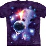 Pre.เสื้อยืดพิมพ์ลาย3D The Mountain T-shirt : Alien Origins
