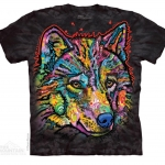 Dean Russo Happy Wolf T-Shirt