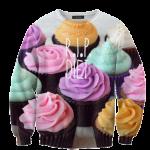 เสื้อยืดพิมพ์ลาย MR.GUGU & Miss GO : Rip diet sweater