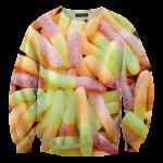เสื้อยืดพิมพ์ลาย MR.GUGU & Miss GO : Jellies Sweater
