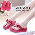 SOFA Shoes รองเท้าเพื่อสุขภาพที่ออกแบบสรีระมาเพื่อรองรับแรงกระทบจากเท้าด้วยเทคโนโลยี Super Soft