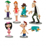 Phineas and Ferb Figure Play Set