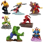 Marvel Universe Figure Play Set