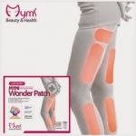 Mymi Wonder Patch แผ่นแปะสลายไขมัน น่อง ขา ราคาถูก ขายส่ง ของแท้