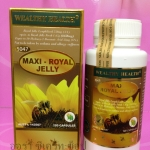 MAXI Royal Jelly 6% 1,650mg. 120 เม็ด