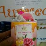 SOLPA Rose Honey Lifting Soap สบู่กุหลาบน้ำผึ้ง ราคาถูก ขายส่ง ของแท้