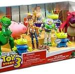 Toy Story Figure Deluxe Play Set