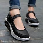 รองเท้านำเข้าแนวเพื่อสุขภาพ แบบใหม่ สุคชิค พร้อมส่งคร่า ผ้าใบเพื่อสุขภาพ รุ่น Super Comfort