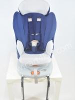 คาร์ซีทมือสอง Aprica Seat & Bed สีน้ำเงินขาว