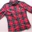 [พร้อมส่ง] เสื้อเชิร์ตลายสก๊อต มีสีแดง/ส้มชมพูพีซ/เขียวน้ำเงิน thumbnail 11