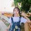 [Preorder] กระโปรงทรงเอสไตล์เกาหลีน่ารักลายสับปะรด มีสีน้ำเงิน/เหลือง thumbnail 14