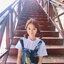 [Preorder] กระโปรงทรงเอสไตล์เกาหลีน่ารักลายสับปะรด มีสีน้ำเงิน/เหลือง thumbnail 5