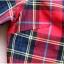 [พร้อมส่ง] เสื้อเชิร์ตลายสก๊อต มีสีแดง/ส้มชมพูพีซ/เขียวน้ำเงิน thumbnail 12
