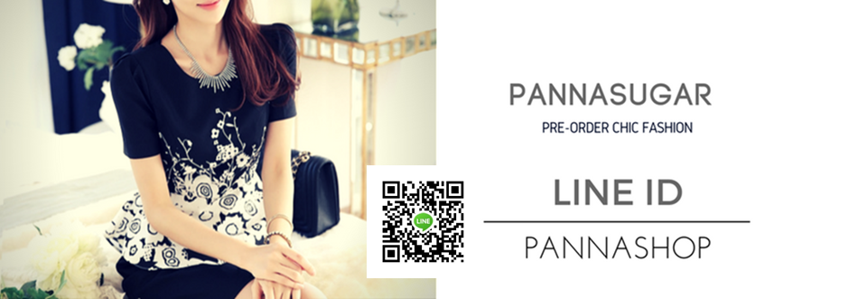 PannaSugar เสื้อผ้าแฟชั่นชุดทำงานผู้หญิง ผู้ชาย ดีไซน์เก๋ทันสมัย