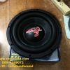 ลำโพงรถยนต์ :ซับวูฟเฟอร์ 8 นิ้ว ว้อยคู่ 800 W ยี้ห้อ PRO PLUS (จำนวน 2 ดอก)